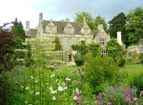 Barnsley House Hotel, South Yorkshire.