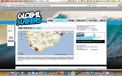 where i am planning to go next school break! (11 weeks away!) i can surf and i never been to this country! woop! :) x