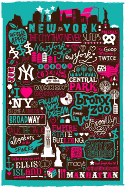 """New York, New York"" by Sophie Henson"