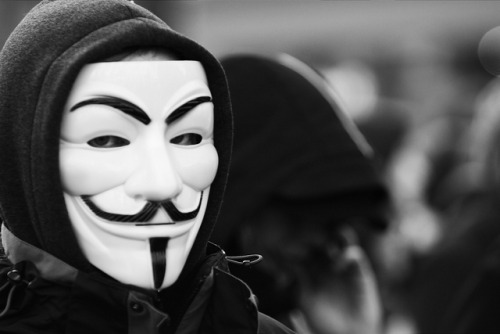 1iberated:  We are Anonymous. We are Legion. We do not forgive. We do not forget. Expect us by equinoxefr on Flickr.