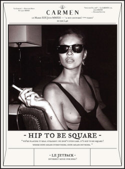 HIP TO BE SQUARE @ Le Carmen w/ LE JETPACK