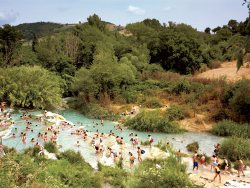 The Cure Aquatic | Tuscany Terme di Saturnia