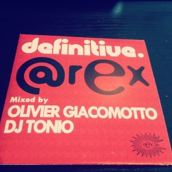 #definitive @ #rexclub (Taken with Instagram)