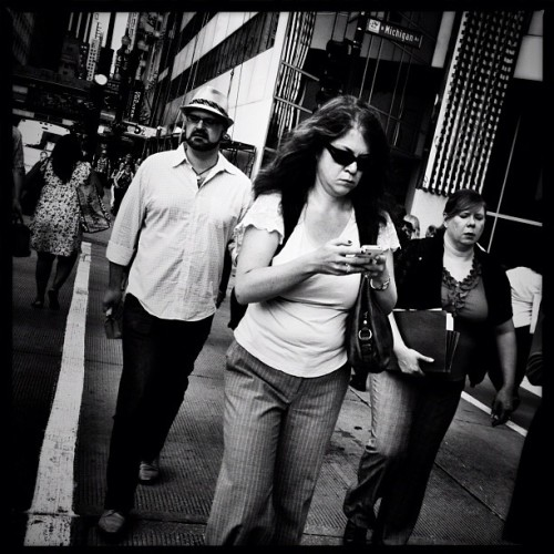 Chicago #iphone #procamera #snapseed #noir #chicago #streetphotography  (Taken with Instagram)