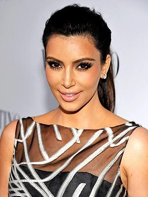 """That's how I was definitely introduced to the world."" -Kim Kardashian, talking to Oprah Winfrey about how she now embraces the sex tape that made her a star"