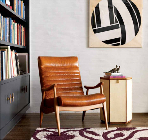 Dwell Studio for Precedent {vintage mid century modern living room} by recent settlers on Flickr.
