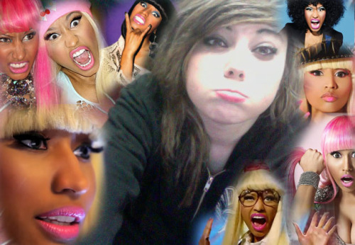 drowning in nicki minaj wbu :-))))