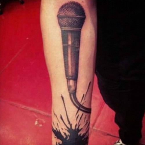 atl-directioners:  Zayn's new tattoo! #zaynmalik #onedirection #tattoo (Taken with Instagram)