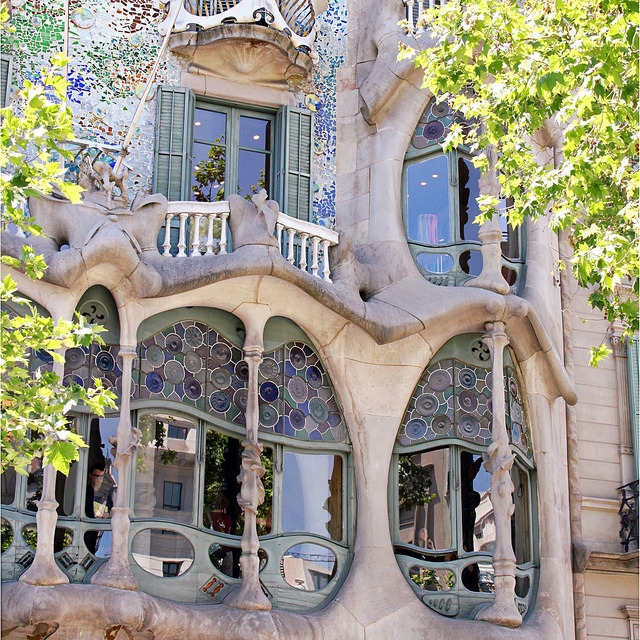 villesdeurope:  Barcelona, Spain