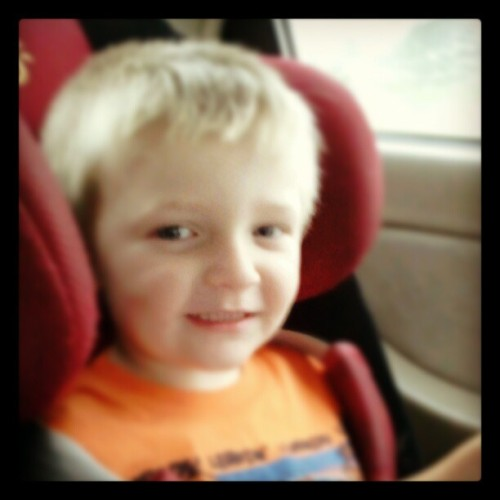 My #adorable #nephew Landon =) (Taken with Instagram)