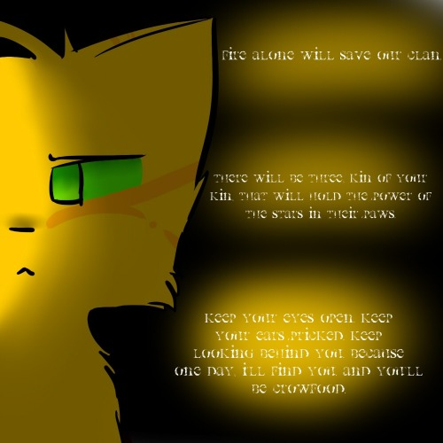 Firestar (Warrior Cats Series) People, we must automatically bring Firestar to MY LITTLE PONY!