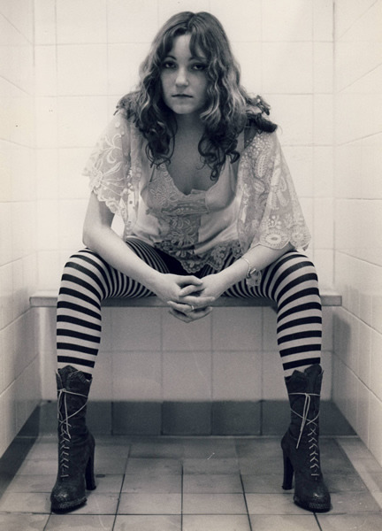 swissadam:  Viv Albertine, The Slits