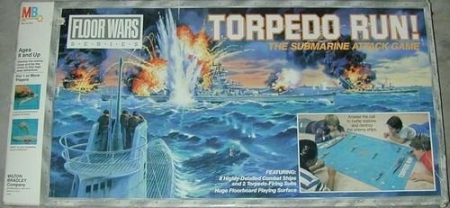 Torpedo Run via boardgamegeek