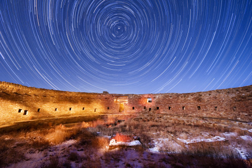 Today the massive buildings of the ancestral Pueblo peoples still testify to the organizational and engineering abilities not seen anywhere else in the American Southwest. For a deeper contact with the canyon that was central to thousands of people between 850 and 1250 A.D., come and explore Chaco Culture National Historic Park through guided tours, hiking & biking trails, evening campfire talks, and night sky programs.Photo: National Park Service