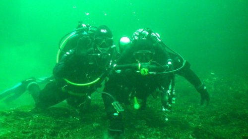 Like doing deep? Come get certified as a PADI Deep Diver this weekend with us in the scenic 1000 Islands.   Together with one of our expert instructors, you`ll dive some of the best and coolest deep dive sites in the area, including the Ash Island Barge, the Lillie Parsons and the Brockville Narrows.   You`ll learn dive techniques and skills specific to the challenges of doing repetitive deep dives, including simulated emergency decompresson stops.   This is a great course for all those who like to explore deep dive sites, who plan on becoming Divemasters or Instructors, or who are interested in pursuing training in Technical Diving. This specialty certification also counts towards your Master Scuba Diver rating, your ultimate goal in recreational diving.   Contact us for details or to sign up