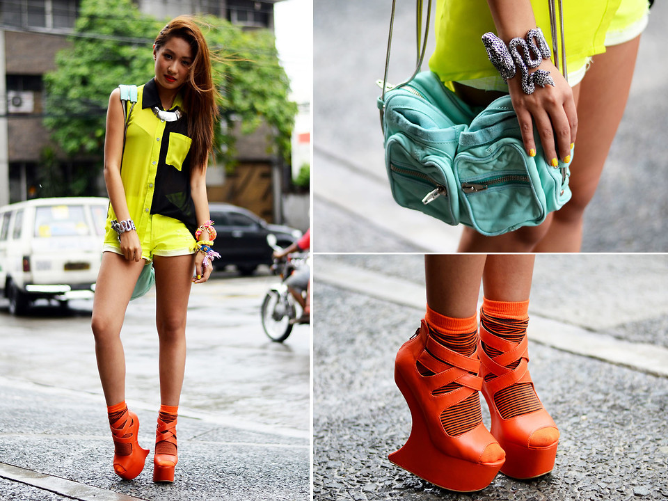 lookbookdotnu:  United Colors (BMS) (by Laureen Uy)