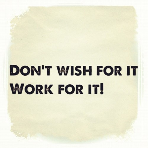 100% #quote #work #hardwork (Taken with Instagram)
