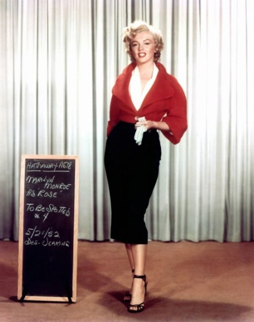A Look Inside Hollywood's Favorite Closet | Marilyn Monroe, Niagara, 1953