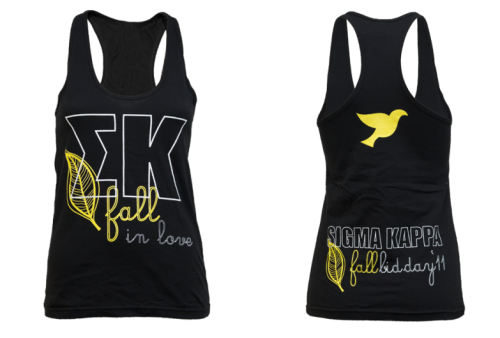 Fall in Love - Sigma Kappa
