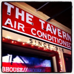 The Tavern @ Austin on Lamar and West 12th street!