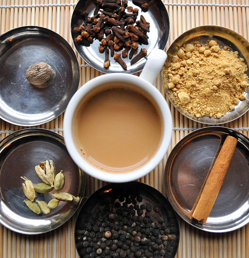 waveofeuph0ria:  The Spices and the Chai