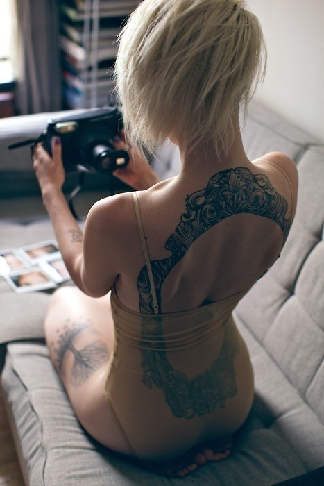 Tattoo Tuesday! Uhhhh…mazing tattoo? YES!