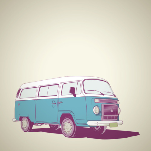 VW Combi v.02 by CranioDsgn
