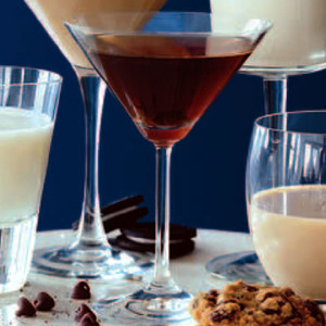 Today is National Martini Day! Cool down with our not-so-average Chocolate Chip Martinis