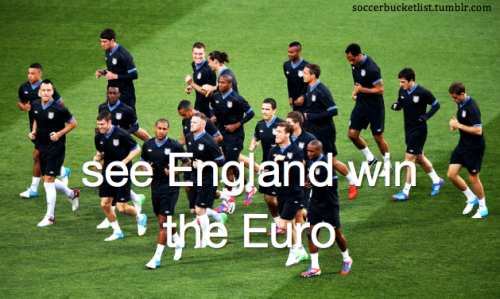 see England win the Euro