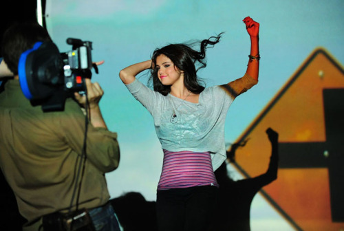 Go behind-the-scenes of Selena Gomez's fall Dream Out Loud commercial - the new collection hits Kmart stores mid-July! Get your sneak peek here »