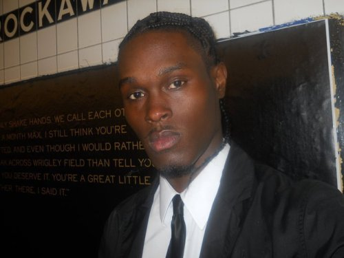 "stfusexists:  thepeoplesrecord:  NYPD takes the life of another black maleJune 18, 2012 On April 12, 2012, Laverne's son Tamon Robinson, like Trayvon Martin, encountered someone who made a wrong assumption based on his age and the color of his skin. In Tamon's case, it was a police officer, while in Trayvon's case, it was a civilian, George Zimmerman. But in both cases, because the young men were African American, their lives were cut tragically short. Tamon worked in as a barista at the Connecticut Muffin café on Lafayette Avenue in Fort Green, Brooklyn. On the side, he collected bricks, stones and other discarded building materials and sold them for scrap. Around 5:30 a.m., on the way to his car that morning, Tamon stopped to collect some old paving stones that the Seaview Houses were throwing away. He had permission from the building's management to take them. Officers in a patrol car spotted him and assumed he was stealing. When two officers began chasing him, Tamon ran toward the building where he had, until recently, lived with his mother. He had moved into his own apartment, but still had a key and stopped by to visit her every day.   He was barely 100 yards away from the entrance when a third officer drove a police cruiser onto the sidewalk and ran him down. A witness reported seeing Tamon fly up into the air and then land on the ground. Officers were overheard telling him to get up before picking him up and throwing the unconscious man onto the hood of the car. When they realized he was not responding, they finally called emergency medical services.   In some twisted irony, during a canvas looking for witnesses, the same officers knocked on Tamon's mother's door. Ms. Dobbinson was told there had been an accident and asked if she saw anything. She was unaware that the young man injured in the accident was her son. It was not until later—around 4 p.m.—that officers returned to her door to tell her that her son was in the hospital in a coma. When Laverne Dobbinson arrived at the hospital, she found Tamon handcuffed to the bed in spite of the fact that he was in a coma. Initially, she was not allowed into the room to be with her son. Officials kept her and other family members from Tamon's bedside where they could give comfort and talk to him. After two days, the police finally relented. Six days after his encounter with NYPD, his family made the painful decision to end life support. Speaking with Tamon's mother after the rally and march, I asked her to tell me about her son. ""He was a good son, never got into any trouble,"" she told me. ""He never was involved in drugs or gangs. He was friendly; it was rare that he ever got angry with anyone. He was a hard worker and was trying to go to college."" Source  This is so disgusting. Here is an independent, successful member of a community who was supplementing his income by collecting scrap that most people would overlook - exactly the kind of bootstrap mentality that is so valued in our country - and he was literally run over on the sidewalk in front of his mother's house. His mother who he visited every day. These officers need to be fired and arrested, but I'm not holding out much hope."