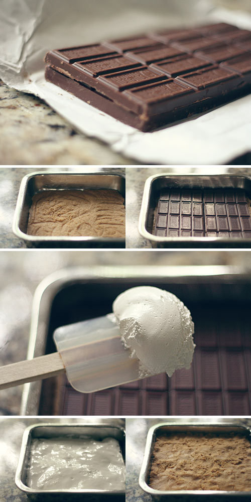 dizzymaiden:  S'more Bars - recipe