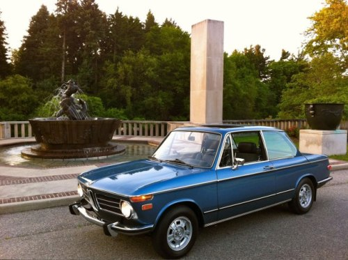 An Ode to a Classic | BMW 2002 Photograph by Brett Berk