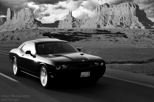 Dodge Challenger SRT8 by Naif AL-Essa on Flickr.