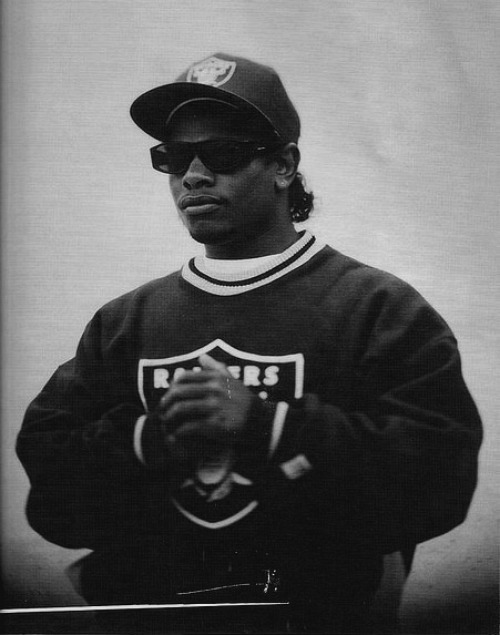 the-hip-hop-thugster:  Eazy-E.