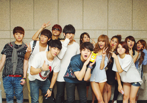 13/100 Pictures of BEAST♥ || Cube Family~