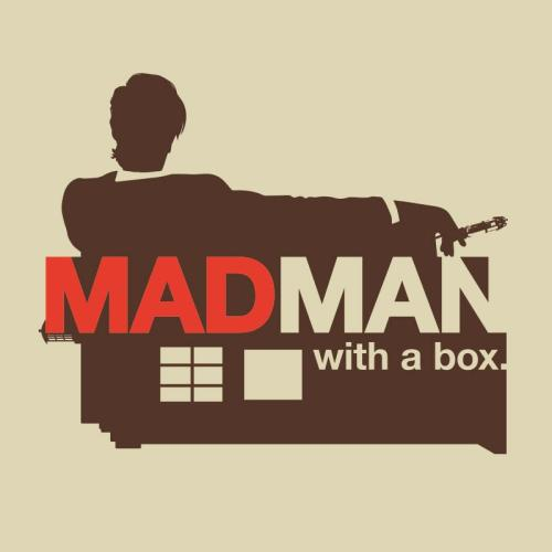 1bluebox:  Mad man with a box!