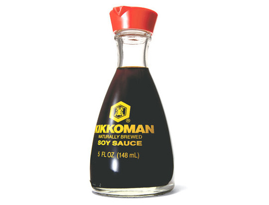 Q: Who Designed That Kikkoman Soy-Sauce Dispenser? A: The same guy who designed the bullet train and Yamaha motorcycles.