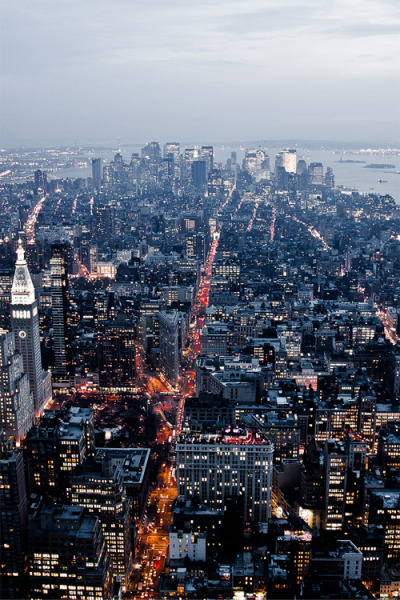 opcion:  Down Town Manhattan (by Obliot)