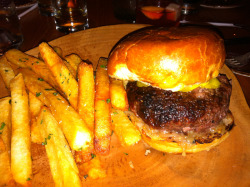 The Juicy Lucy at The Spence