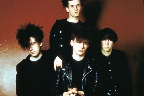 The Jesus & Mary Chain, circa 1985.