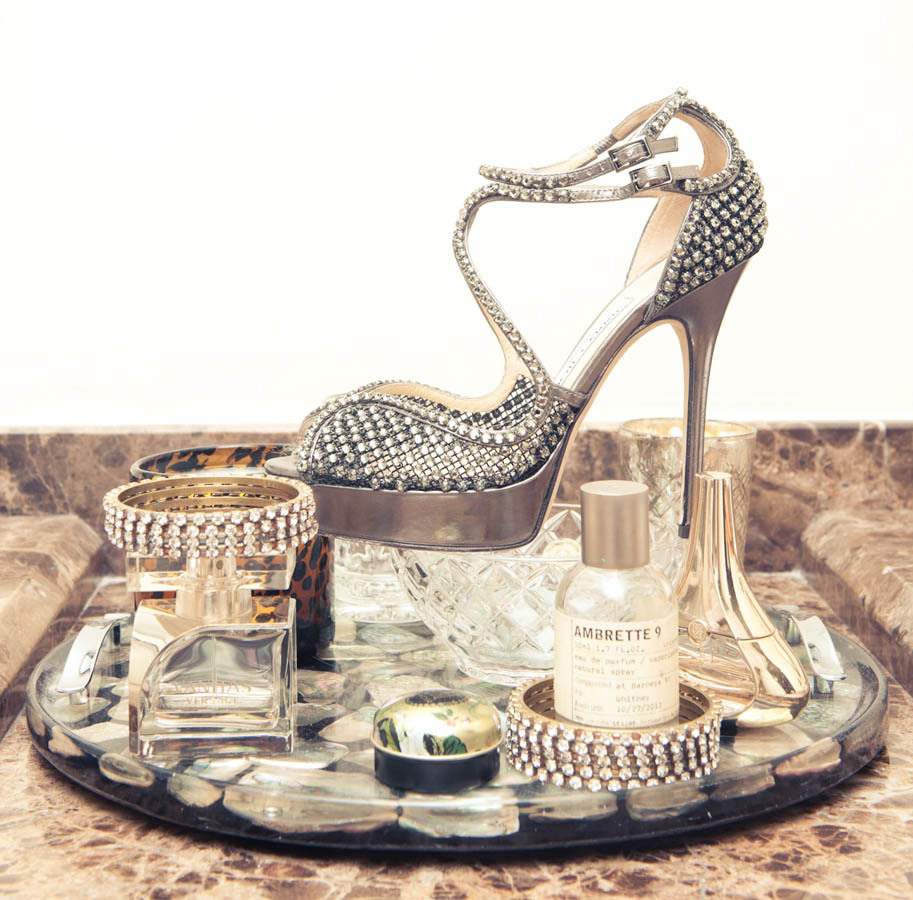 labellefabuleuse:  Whitney Port's Jimmy Choo shoe photographed by The Coveteur