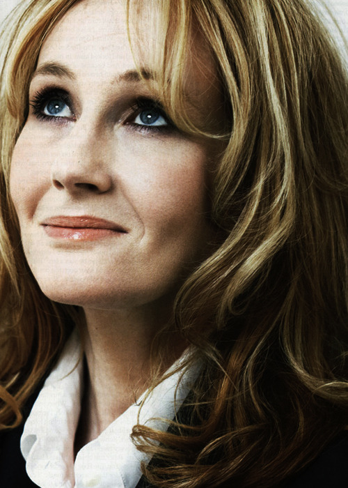 "mrfriendlythrowslikeagirl:  Inspirational people: J.K. Rowling  ""Why do I talk about the benefits of failure? Simply because failure meant a stripping away of the inessential. I stopped pretending to myself that I was anything other than what I was, and began to direct all my energy into finishing the only work that mattered to me. I was set free, because my greatest fear had been realized, and I was still alive, and I still had a daughter whom I adored, and I had an old typewriter and a big idea. And so Rock bottom became a solid foundation on which I rebuilt my life. It is impossible to live without failing at something, unless you've lived so cautiously, that you might as well not have lived at all.""""   So as you all might have seen, I have been watching BSG this summer and loving it. This show has the unusual distinction to be the only TV show to actually make me want to change things about myself or my life in the way that reading good books inspires me to do so. And I read this quote about stripping away the inessential and I keep going back to BSG because that is what so many of characters end up doing - stripping off what doesn't work and holds them back and rising again into something greater and stronger. And it's not always a change for the better - but whatever they become, they go on to do things they never imagined they had the ability to carry out. And…yeah. In short - the idea of stripping off what doesn't work is very appealing to me."