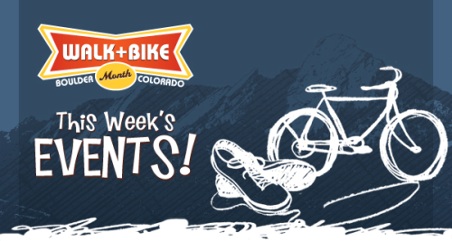 Walk and Bike Month Events for This Week!