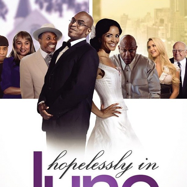Out on DVD on Netflix, amazon and all!! Great romantic comedy and I'm in it (Taken with Instagram)