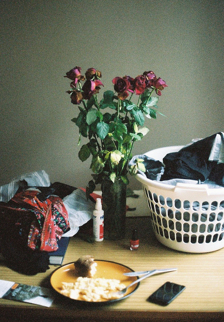 floristas:  Perpetual Mess III by bawkbawk on Flickr.