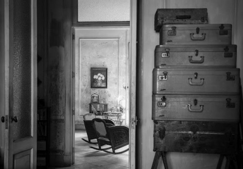 Patricia Galagan, from the series Cuba Interiors