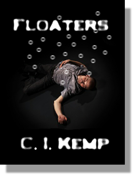 "Floaters ""Robert Brewster had it all: an apartment in the West Village, a loving girlfriend, a flourishing career. Then he started seeing them- those little dots that dance before your eyes.  Floaters. At first, he thought they were harmless. He was wrong.  What ever they touch suffers and agonizing death.  They strike without warning.  There is no defense.  There is no escape.""  This science fiction thriller by C.I. Kemp is a great read! It can be yours for only 99¢ from BooksToGoNow.com"