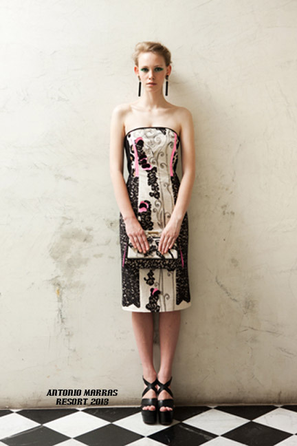 Antonio Marras Resort 2013 | Sheath Savvy for a potpourri of voguish events.