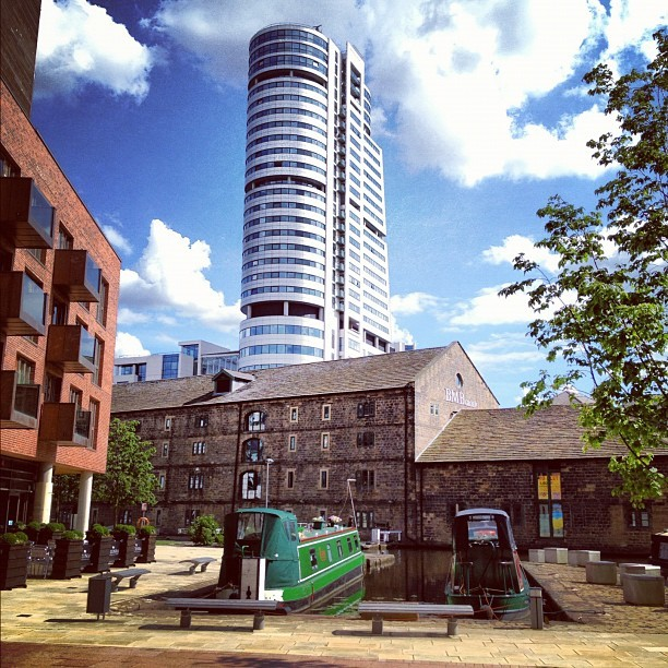 Taken with Instagram at Granary Wharf